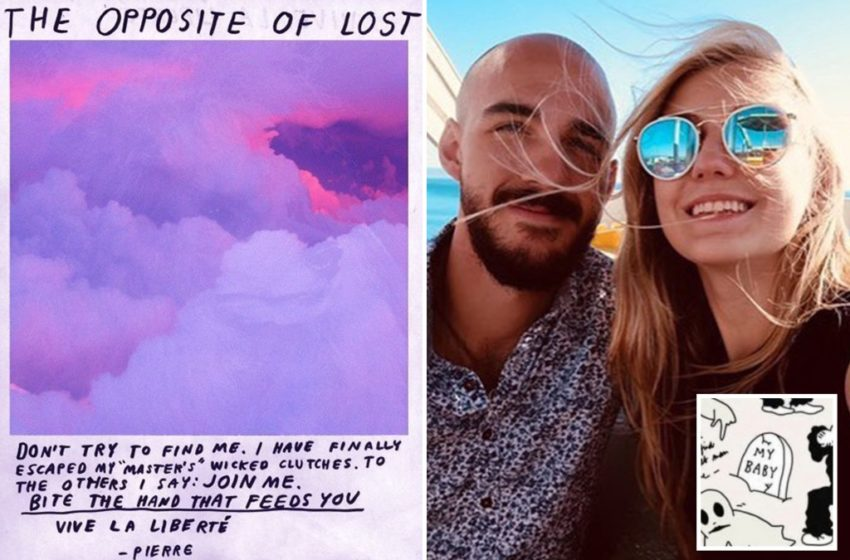 Brian Laundrie Alleged Cryptic Messages On Pinterest