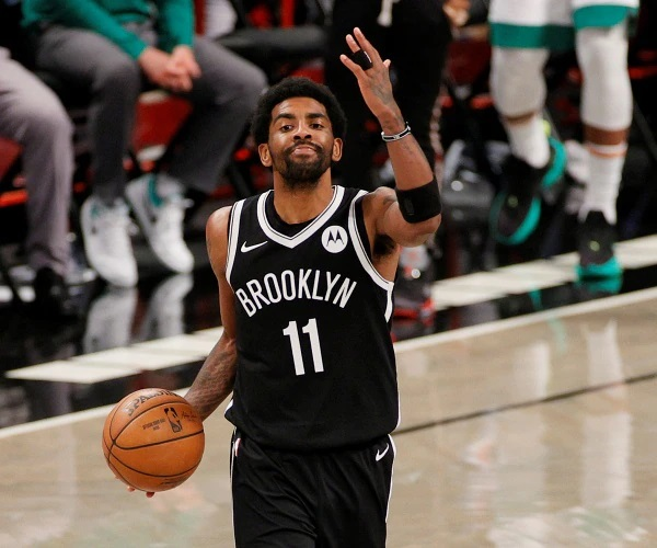 Kyrie Irving: Refusal To Get Covid Vaccine Is What's Best For Me